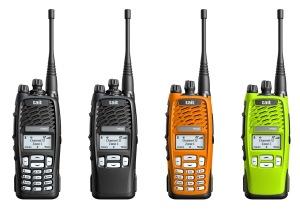 Tait TP9300 Portable Radio