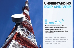 What is the different between VOIP and ROIP
