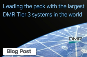 Providing large scale DMR Tier 3 Networks