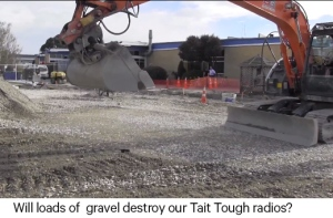 Tait Tough Gravel Test