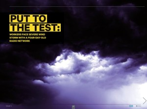 Put to the Test - Article Cover