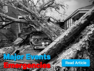 Preparing for Major Events and Emergencies - Download the Guide